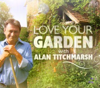 Love your Garden Alan Titchmarsh