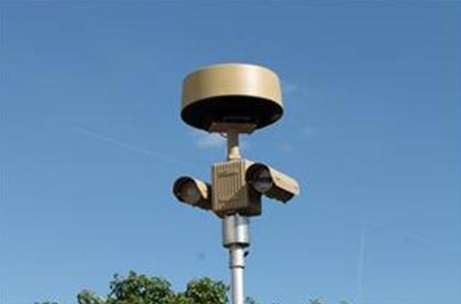 Camera Surveillance Mast