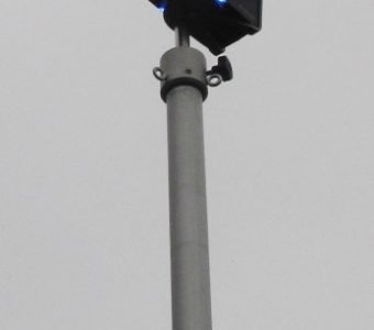 Security Mast