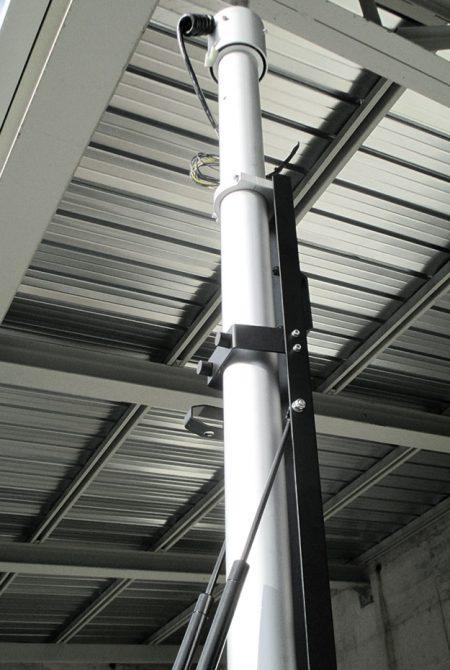 Manual Roof Mast