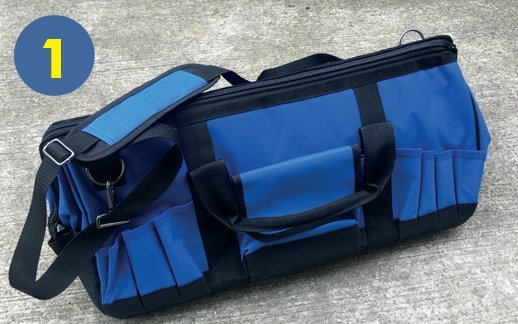 Auxillary Equipment Carry Case