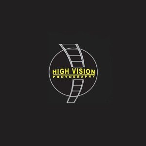 High vision Photography Logo