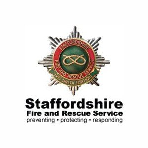 Staffordshire Fire and Rescue Logo