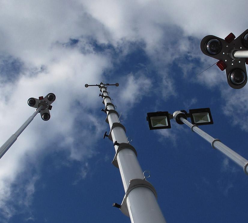 Lighting Masts