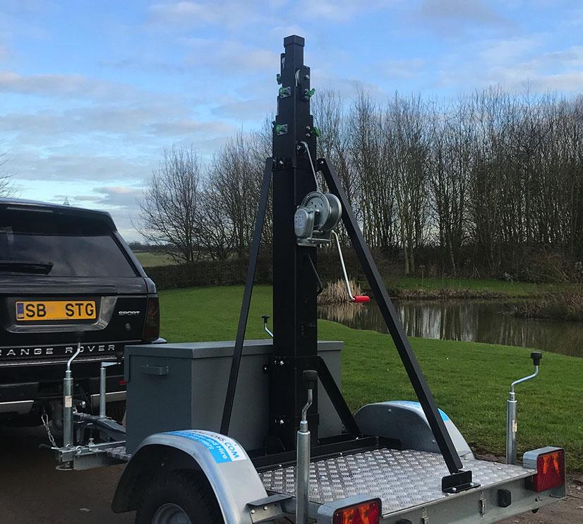 Trailer Mast System
