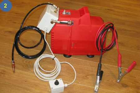 173 Litre Air Compressor