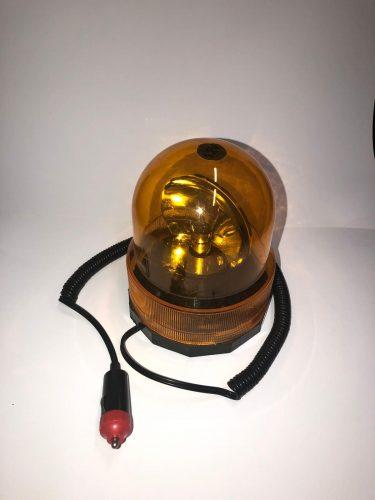 Orange flashing beacon