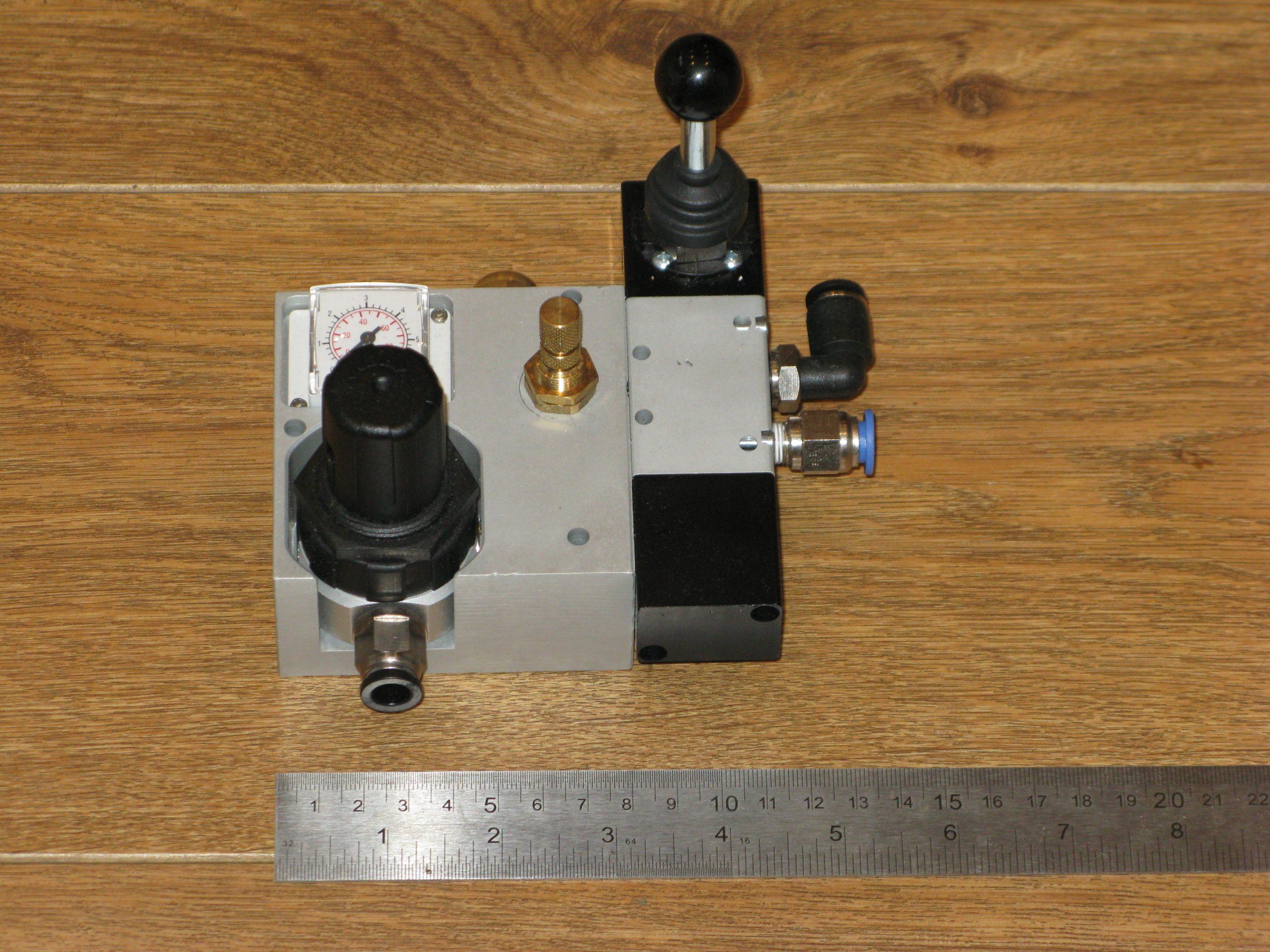 Air control manifold