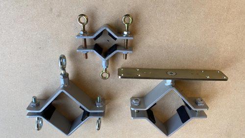 Intermediate clamps