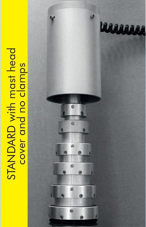 Standard Keyed Mast