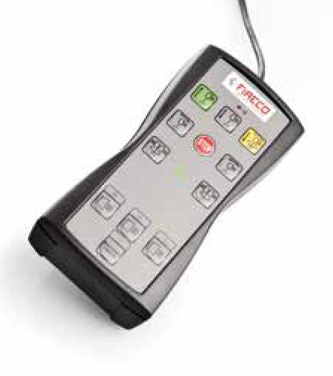 mast remote control