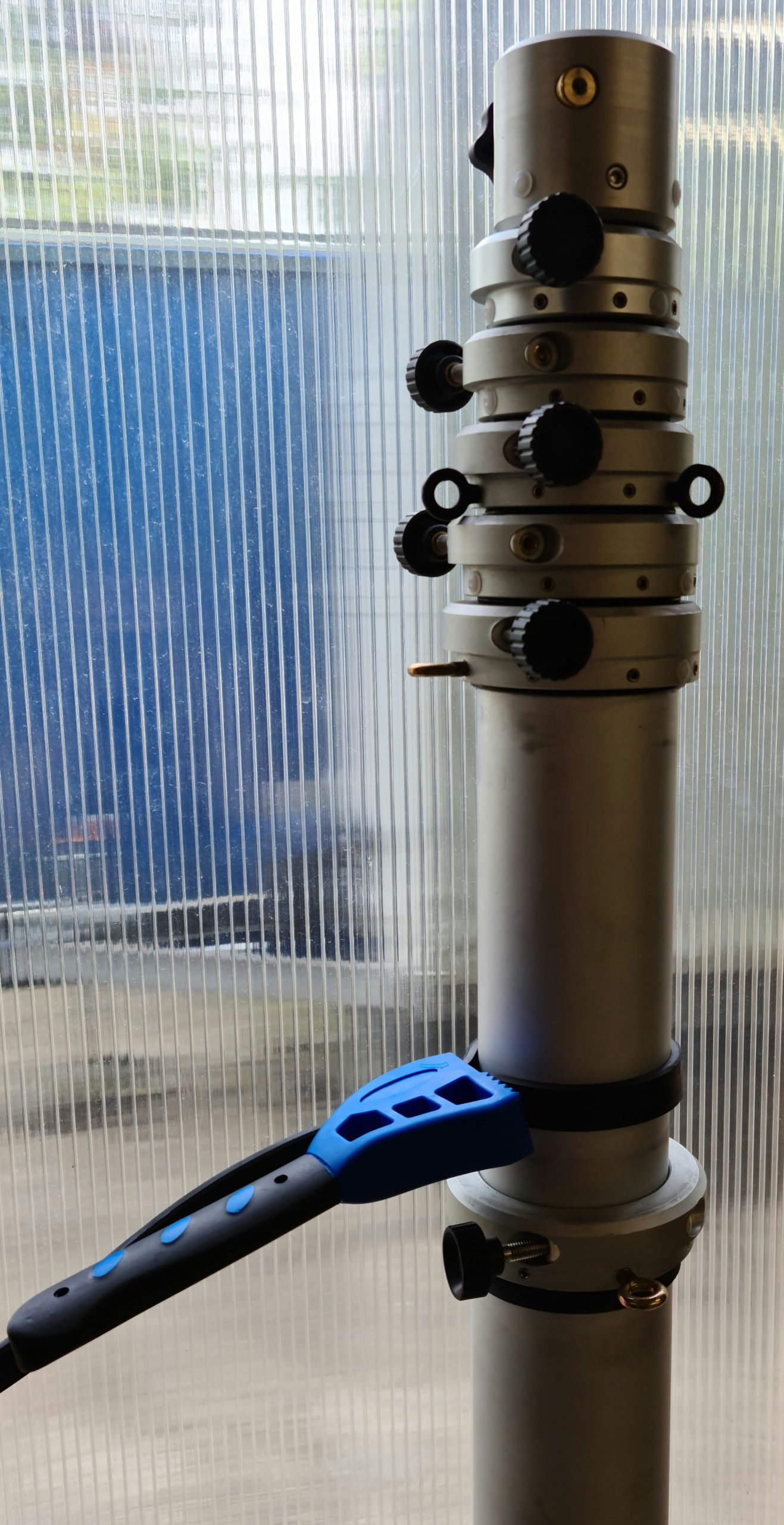 Mast Rotation Handle