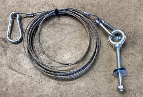 Steel Guy Ropes