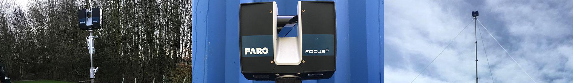 Laser Scanning Masts