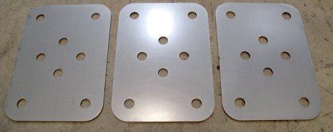 Tripod Spreader Plate