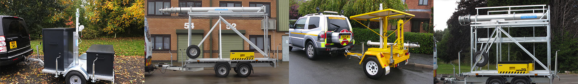 Trailer Mast Systems
