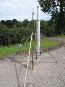 Inverted Mast