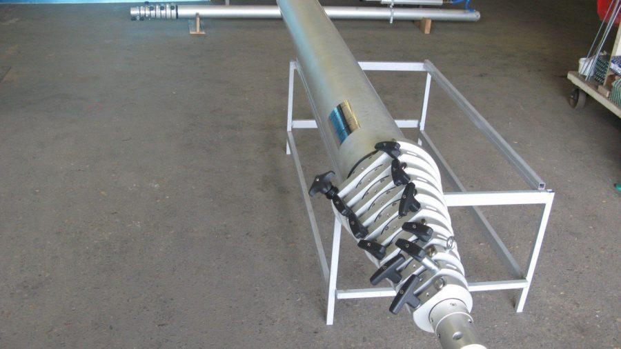 200m Keyed Mast