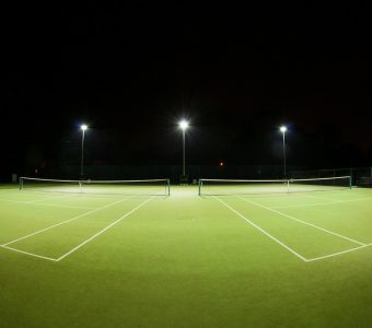 sport pitch lighting