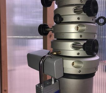 Collar Clamp Lock Set