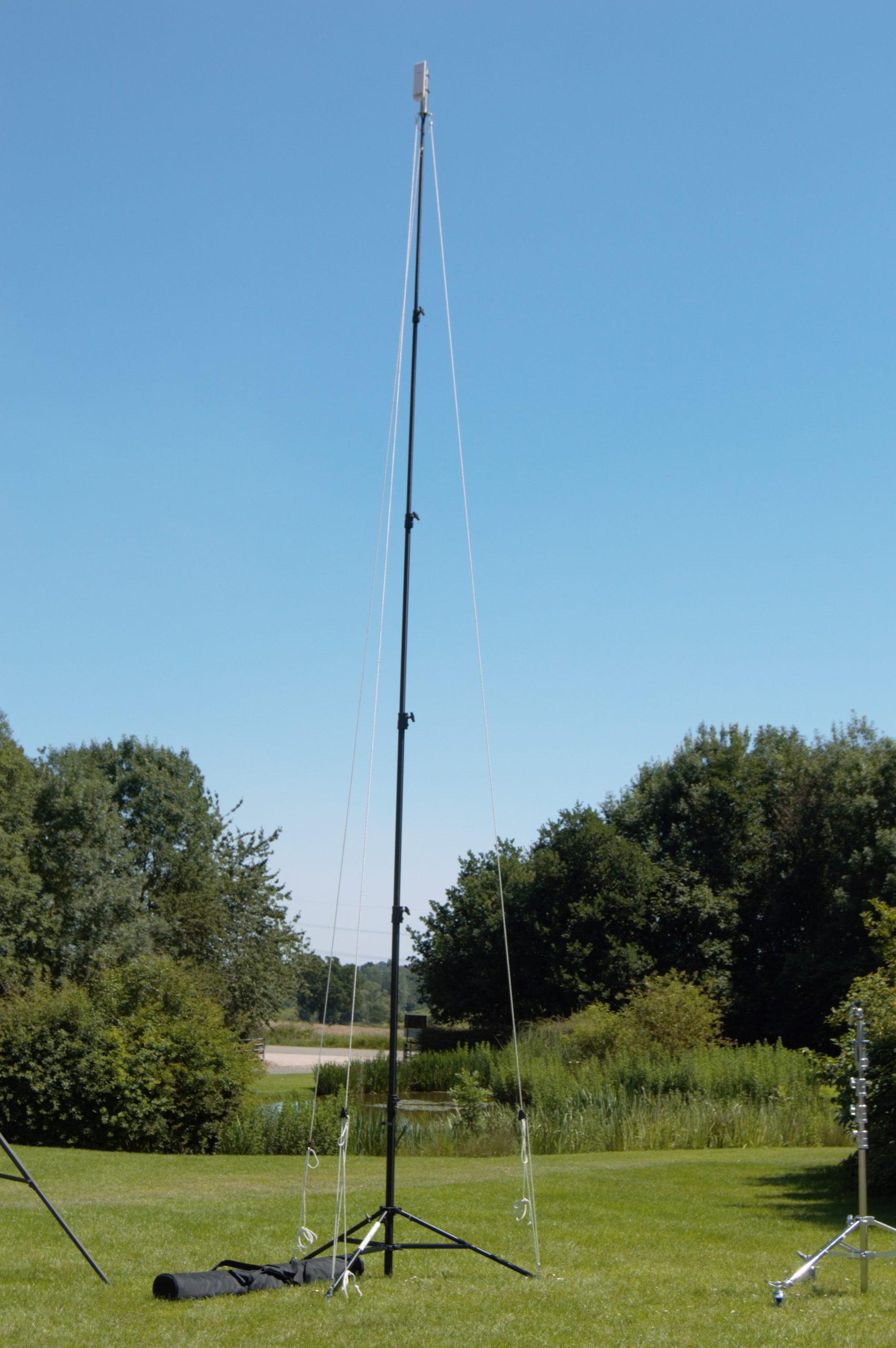 Hiperpod Pneumatic mast