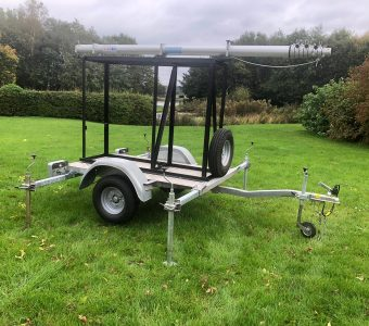 Trailer Mast To Rent