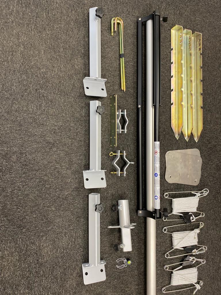 Pole Pod Parts